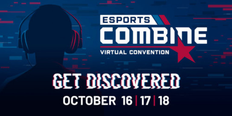 EventBrite Size for Esports Combine